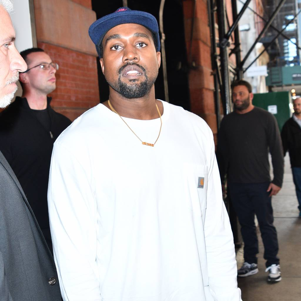 Kanye West 'absent' from his modest Yeezy Season 5 show