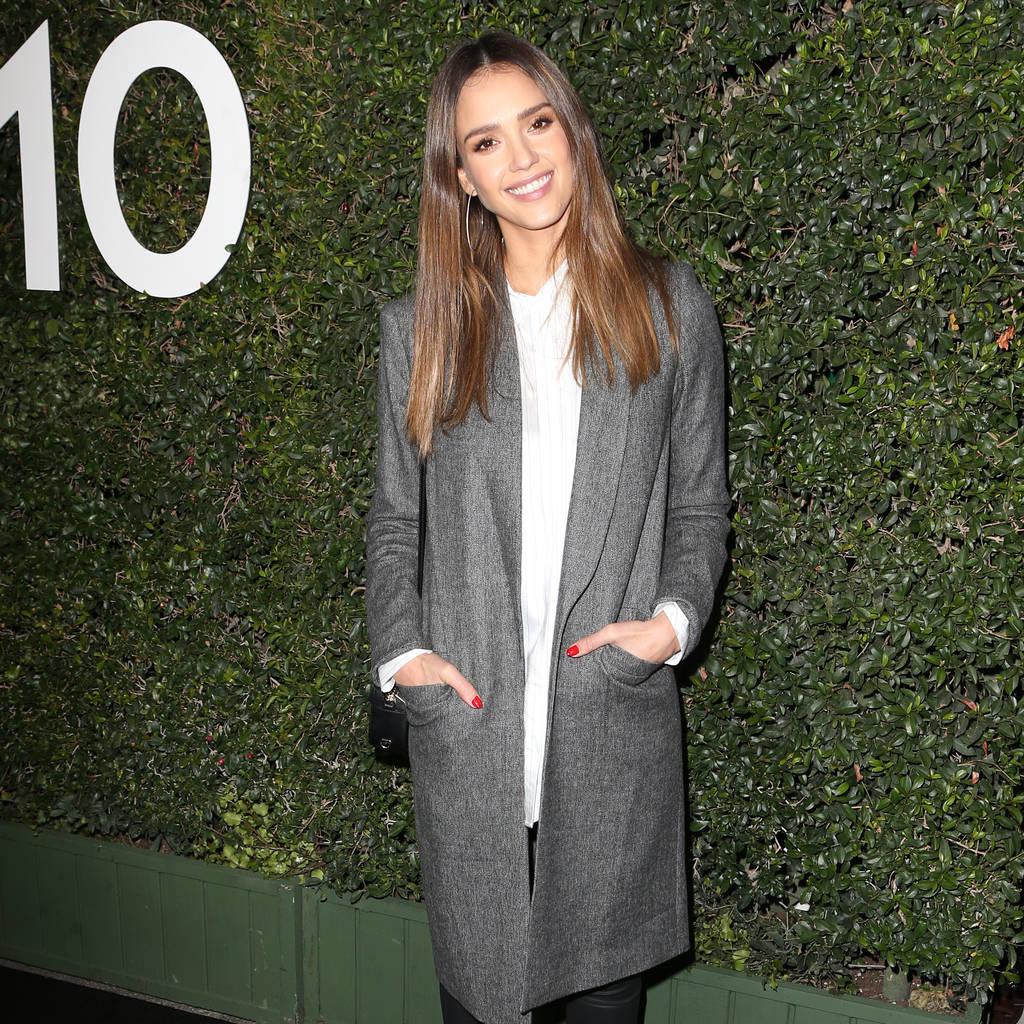 Jessica Alba: 'Safe toiletries keep me beautiful'