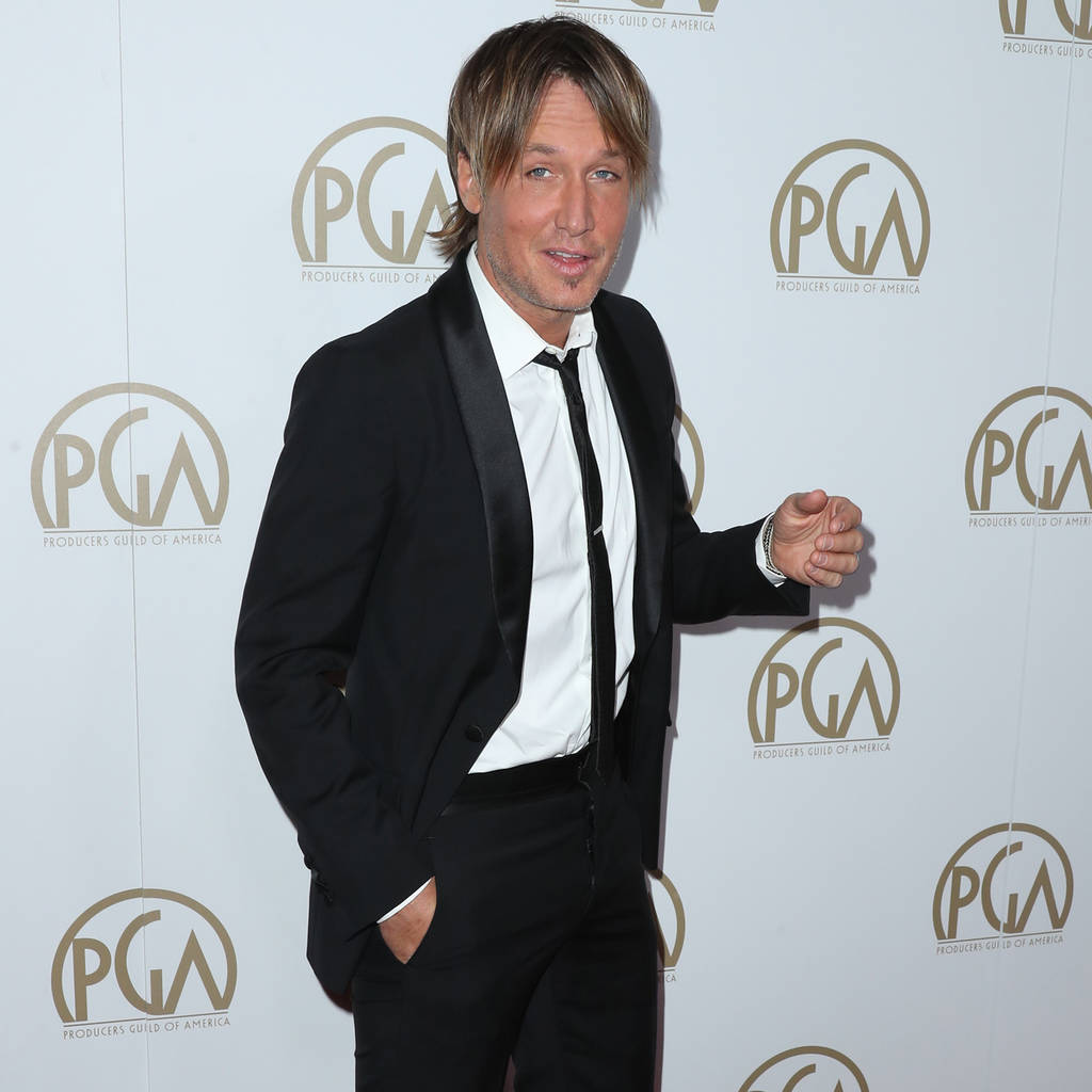 Keith Urban leads ACM nominations with seven nods