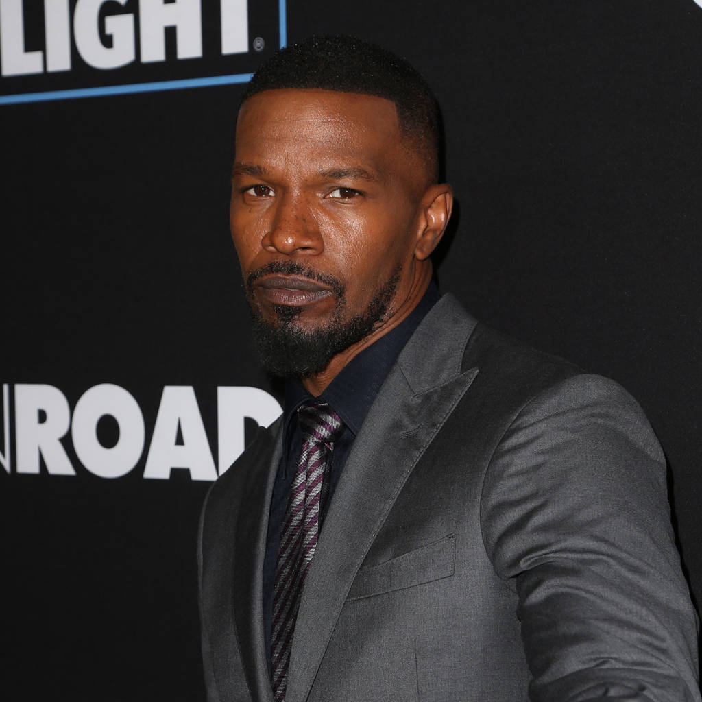 Jamie Foxx jokes about restaurant attack reports