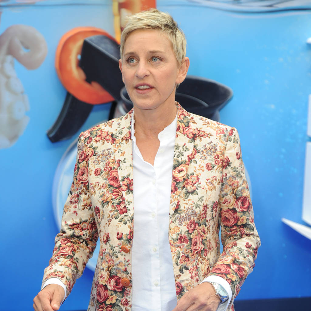 Ellen DeGeneres embarrassed by White House identification drama