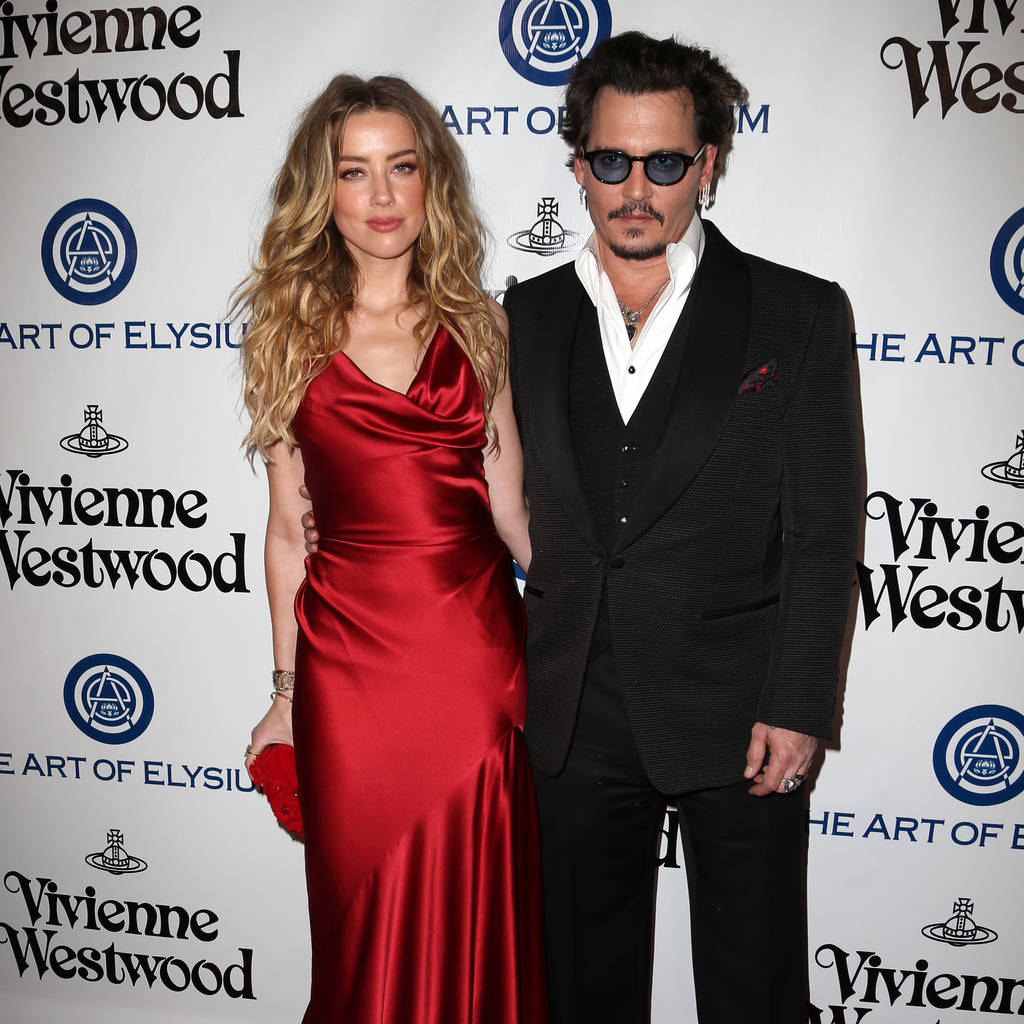 Johnny Depp and Amber Heard divorce finalised