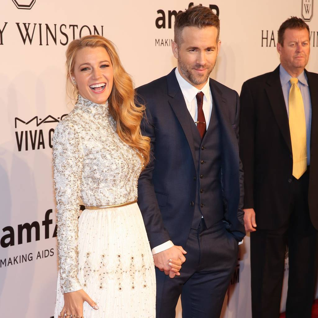 Ryan Reynolds: 'Seeing my daughter care for her newborn sister is profound'