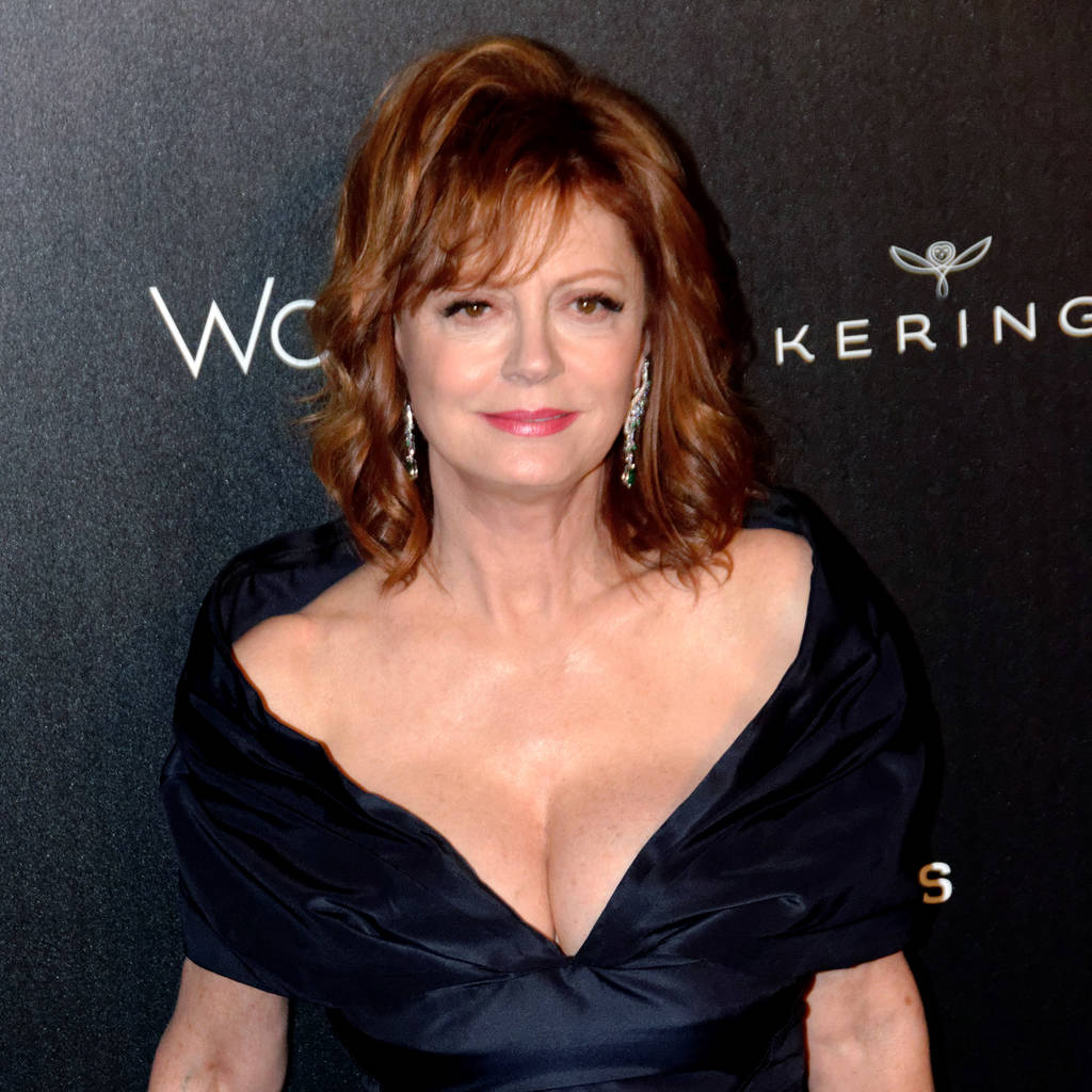 Susan Sarandon's sexuality is 'up for grabs'