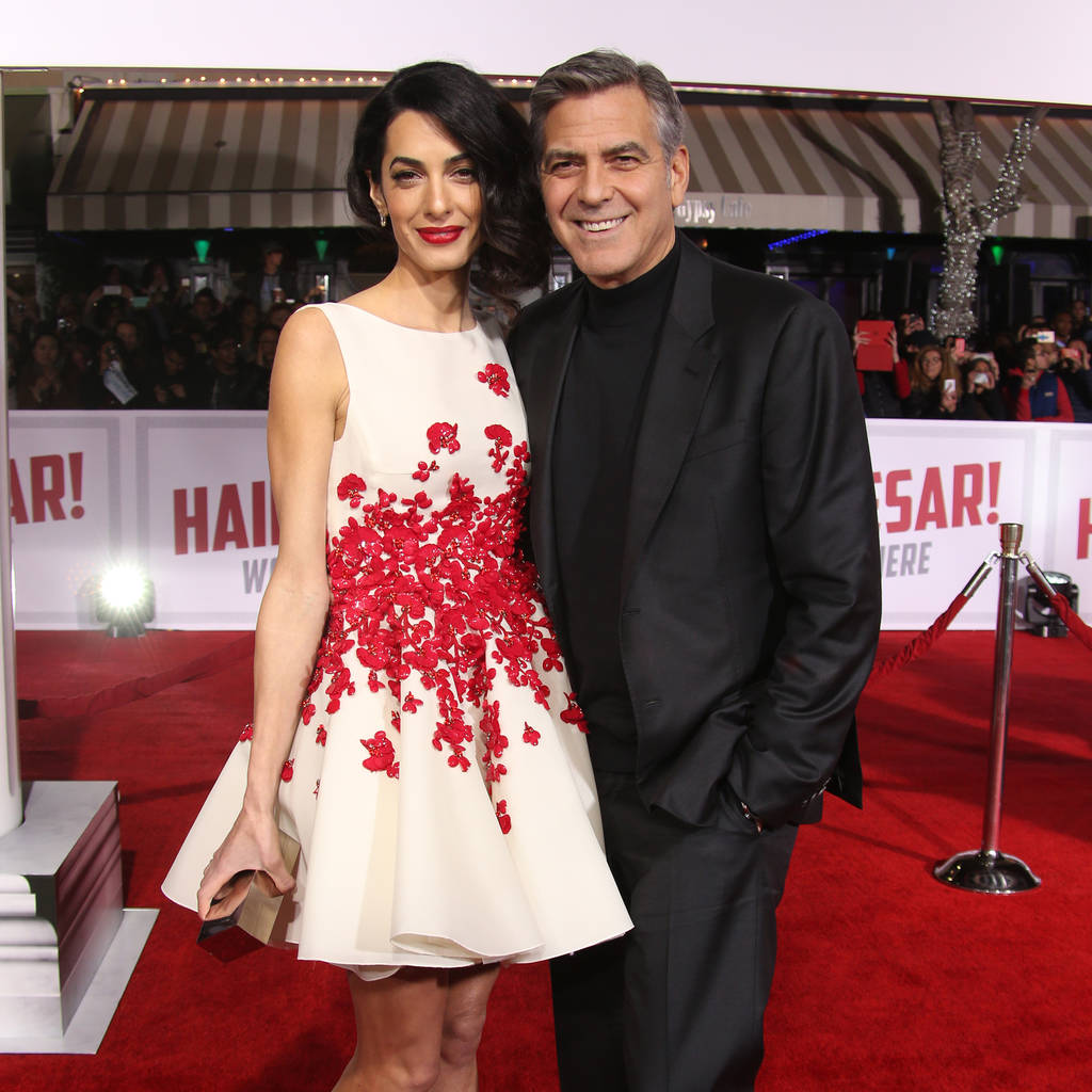 George Clooney's mother: 'They're having a boy and girl'
