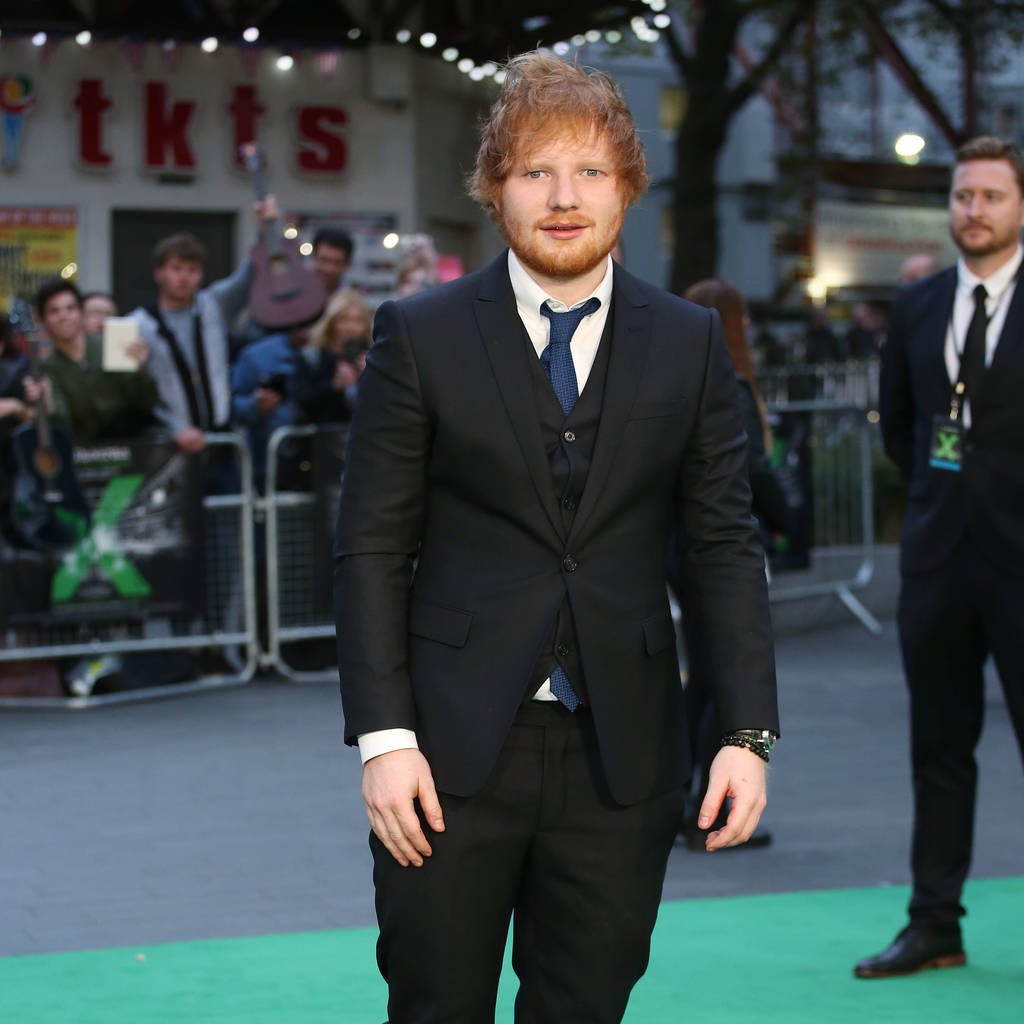 Ed Sheeran: 'My romance is only getting stronger'