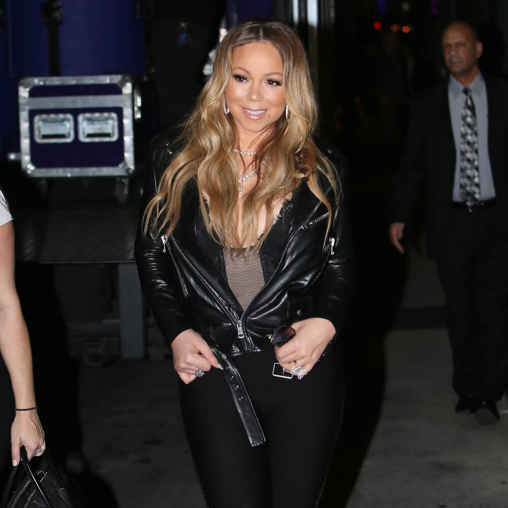 Mariah Carey makes live performance comeback after New Year's disaster