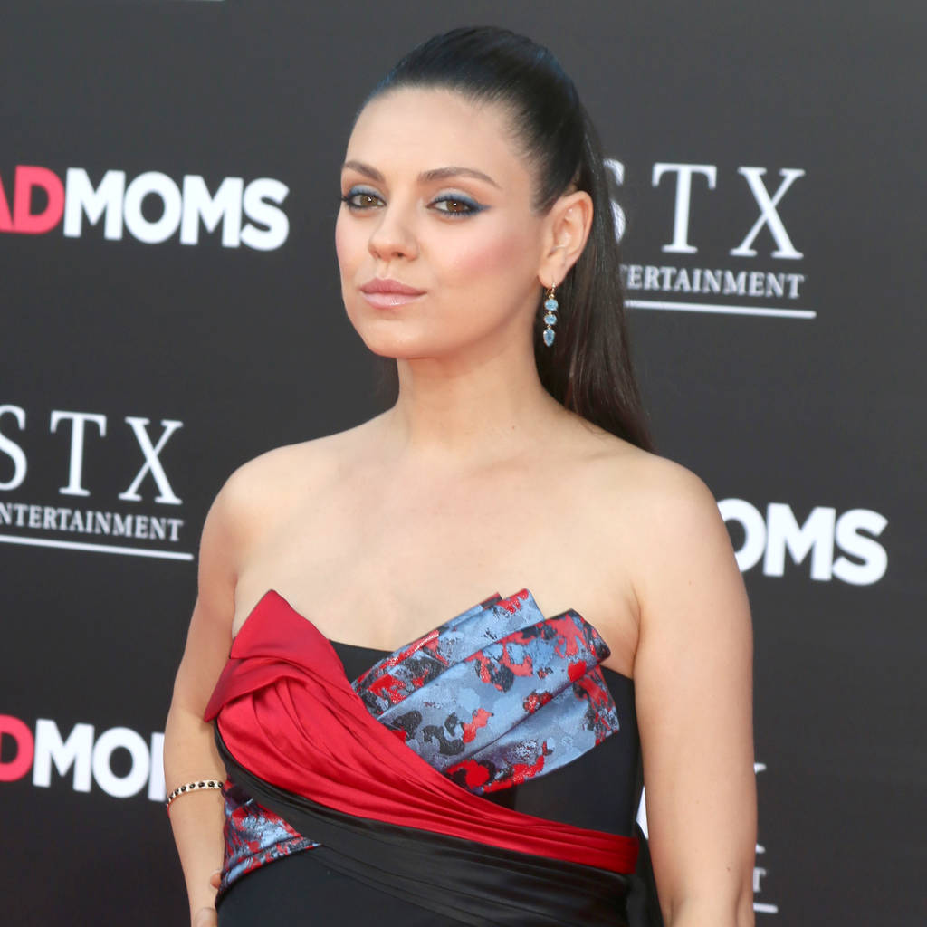 Mila Kunis is a mum again - report