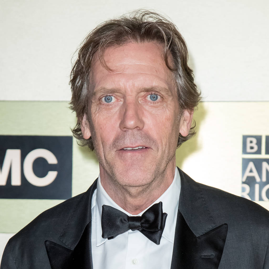 Hugh Laurie bought Globes tuxedo from eBay