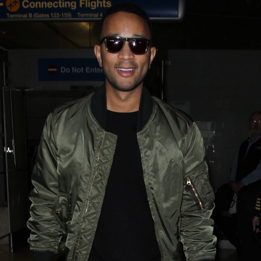 John Legend: 'There's so much power in celebrity'