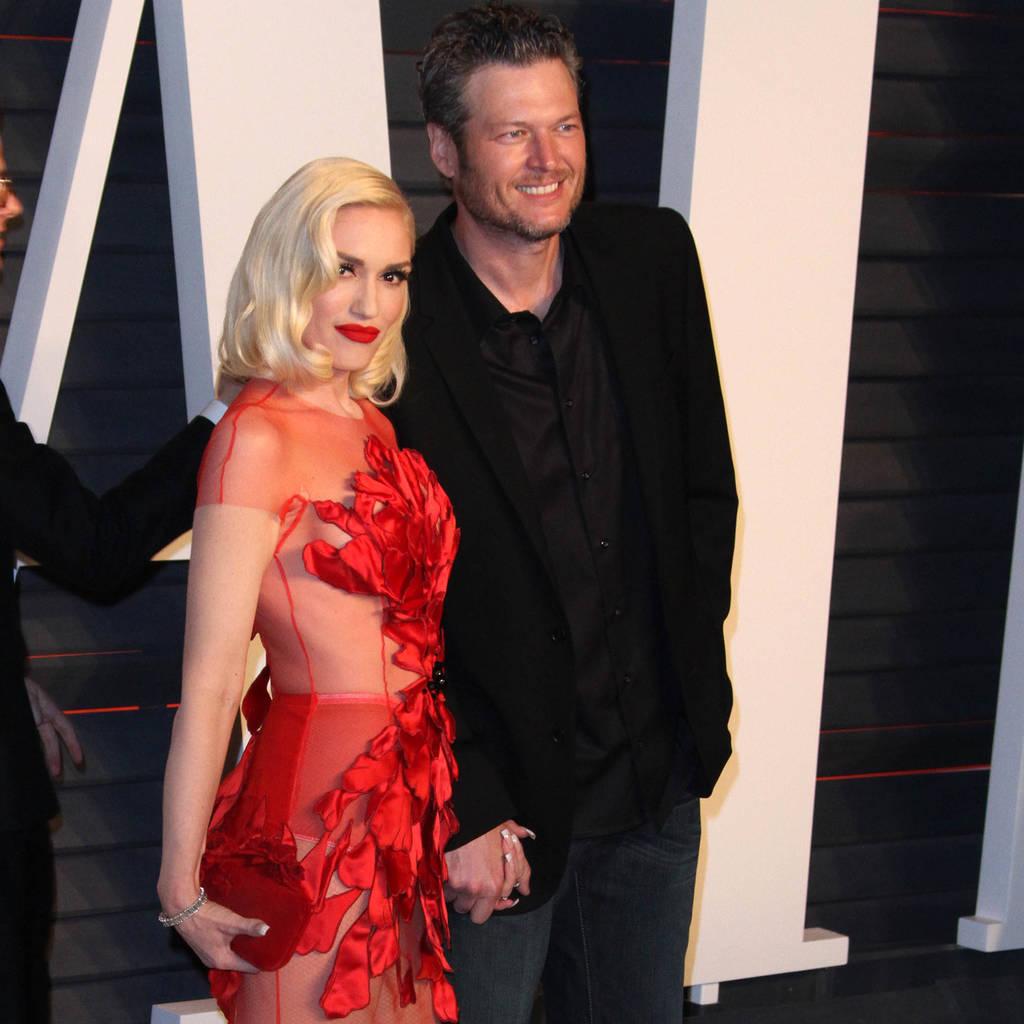 Blake Shelton's fear of roller coasters surprised Gwen Stefani