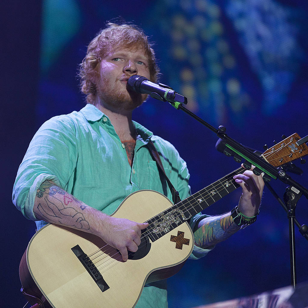 Ed Sheeran: 'Love Yourself would never have been released if Bieber didn't pick it up'