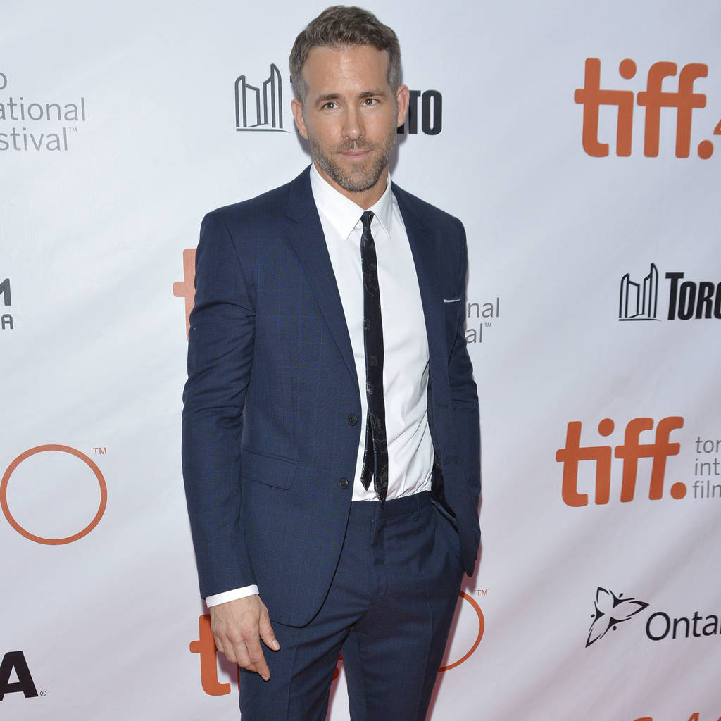 Ryan Reynolds: 'I hope no one sees my awful singing audition clip'