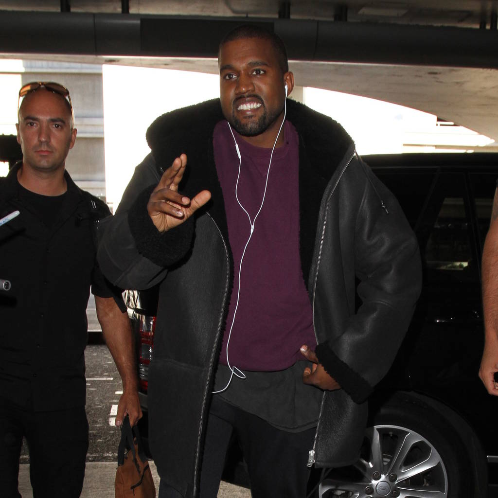 Kanye West and Jay Z patch up differences