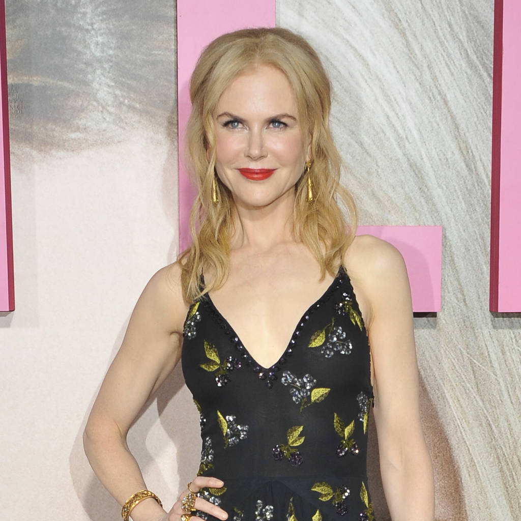 Nicole Kidman confirms she was engaged to Lenny Kravitz