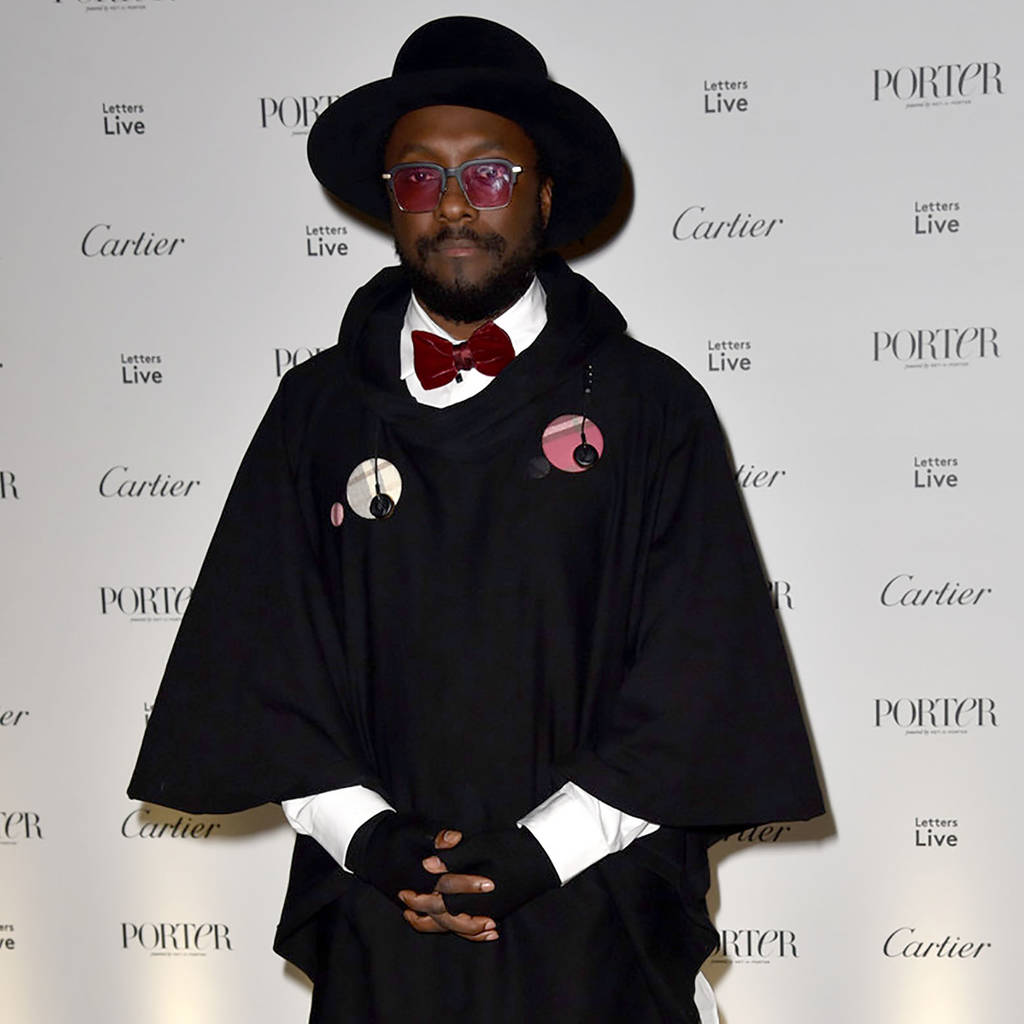 will.i.am: 'Naomi Campbell and Kendall Jenner are fashion royalty'