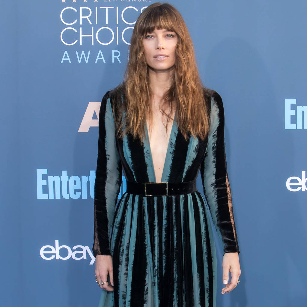 Jessica Biel 'lets go' of food stain anger now she's a mother