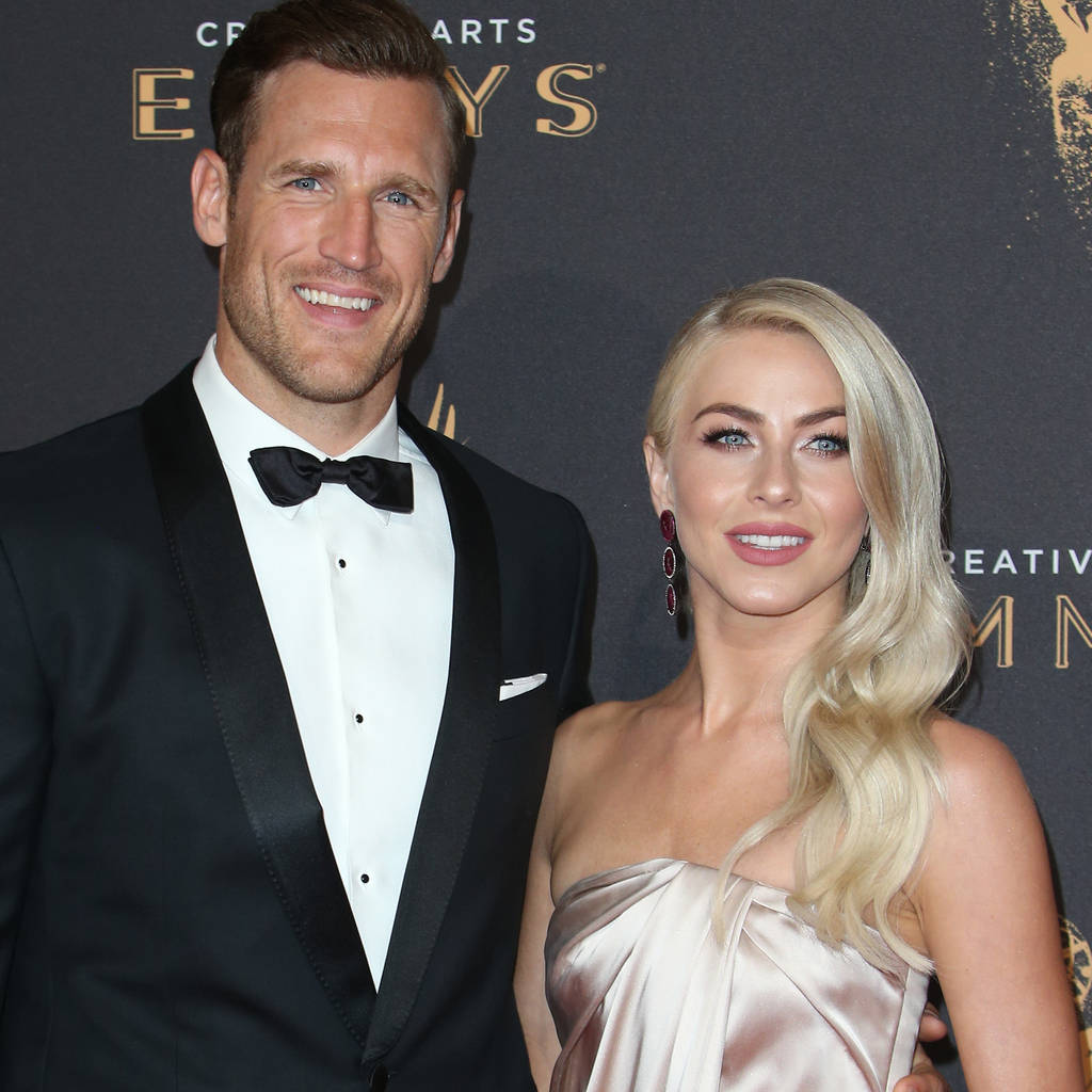 b38ca5a486ee Julianne Hough's husband praises 'champion' star during IVF process