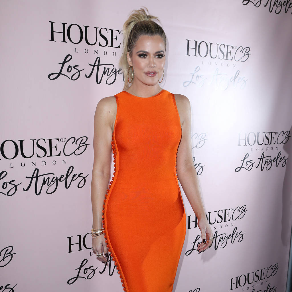 Khloe Kardashian defends denim brand after 'sweatshop' jibe