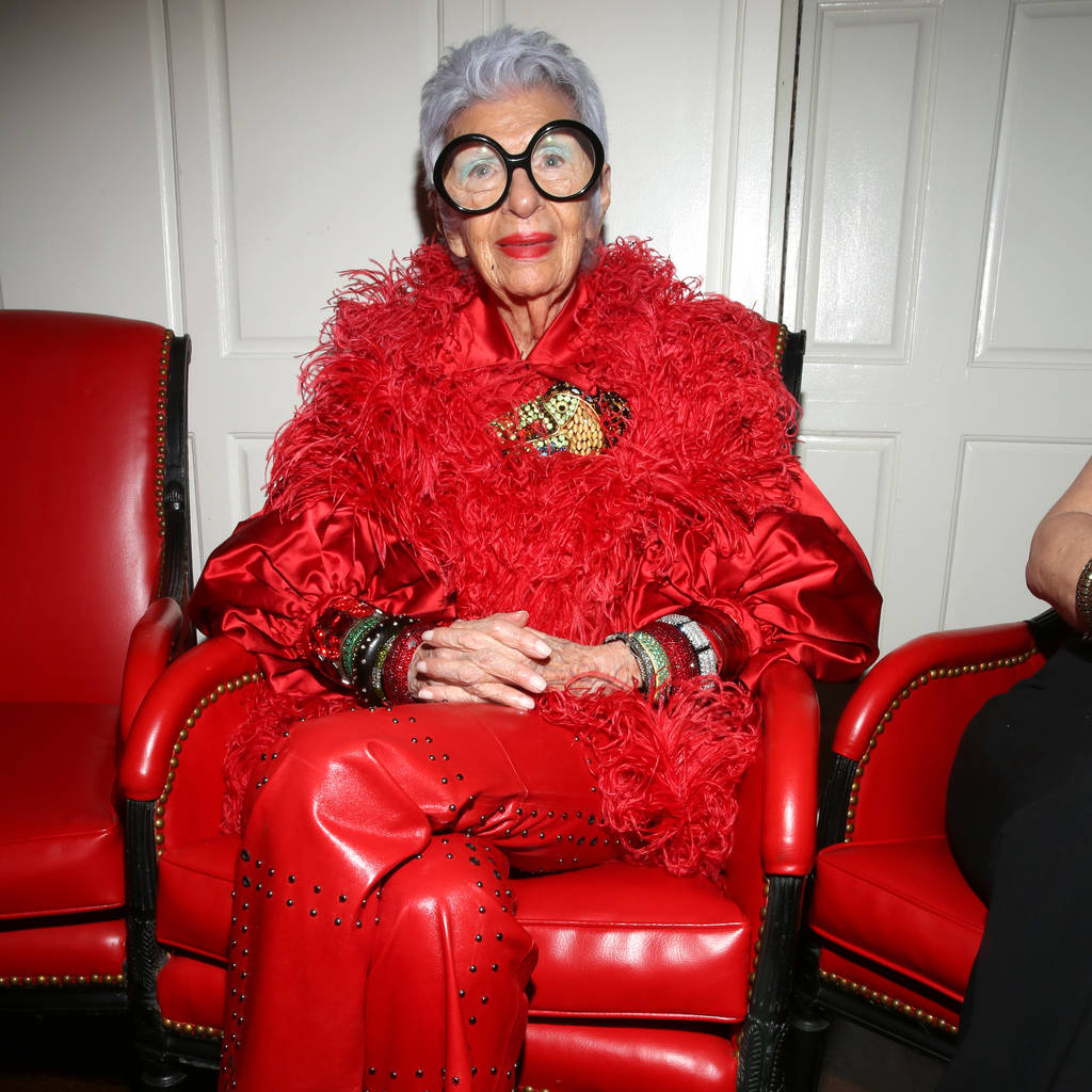 Iris Apfel: 'How am I cool?'