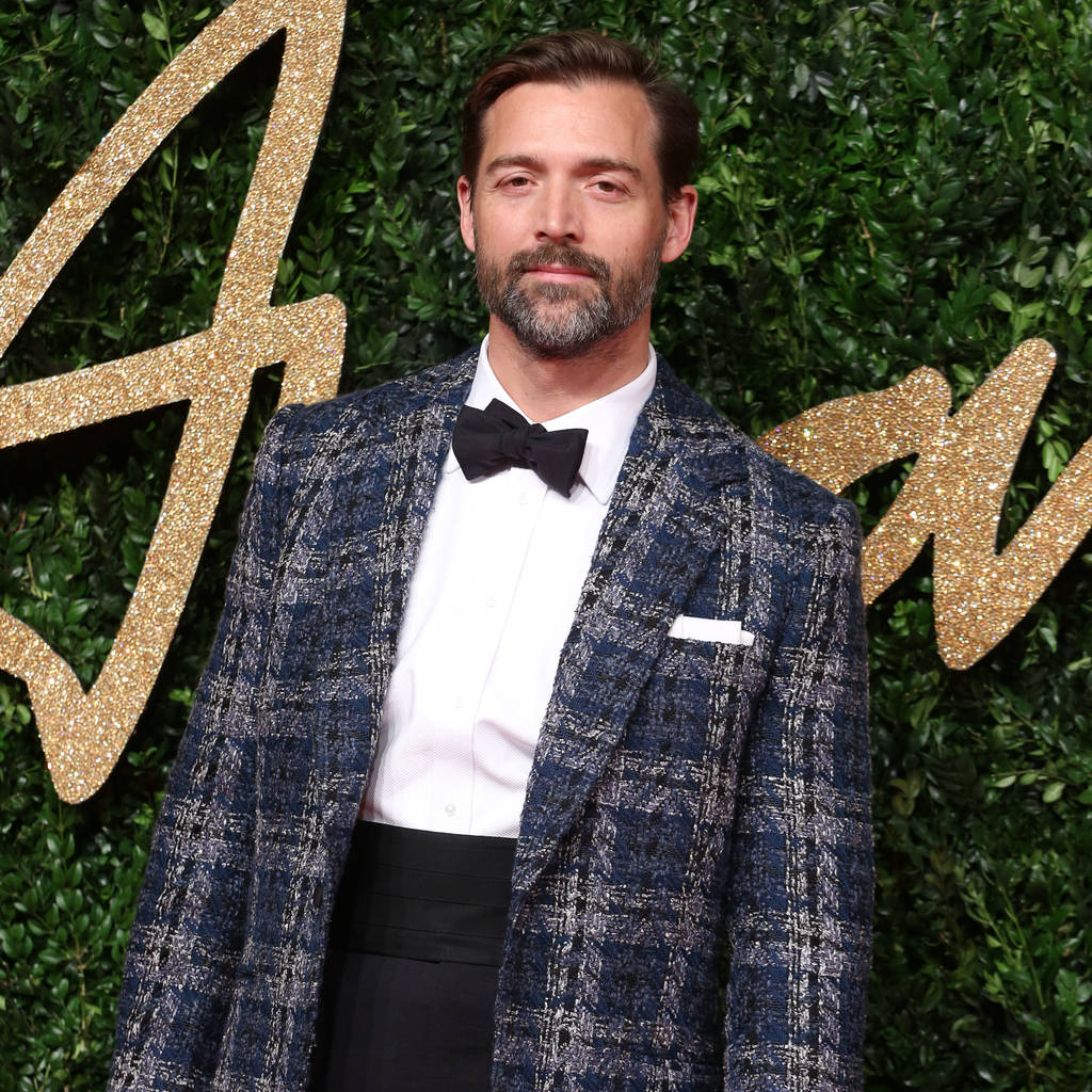 Patrick Grant loosens up fashion to make it more relaxed