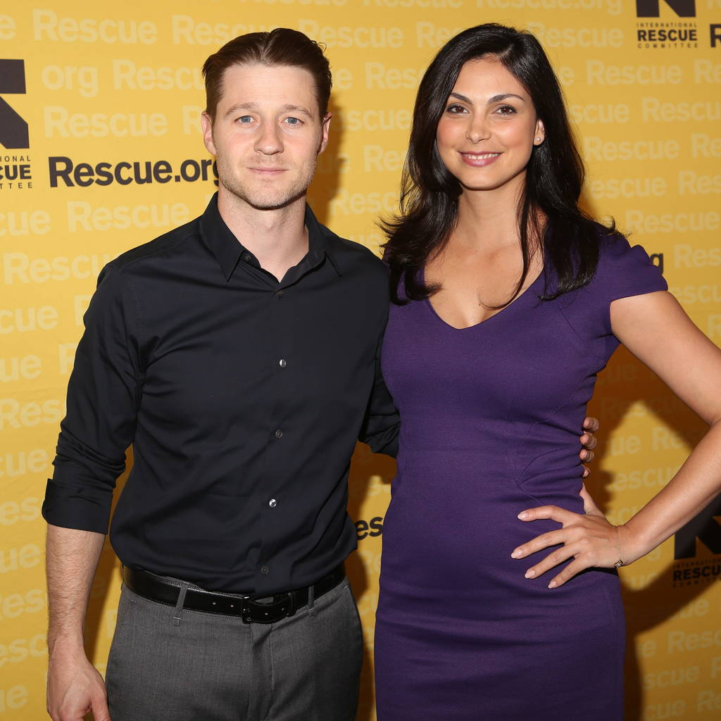 Ben McKenzie engaged to Morena Baccarin