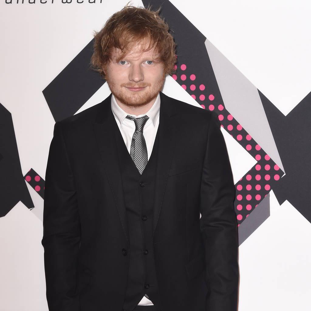 Ed Sheeran jokes about 'sword' scar at first show of the year
