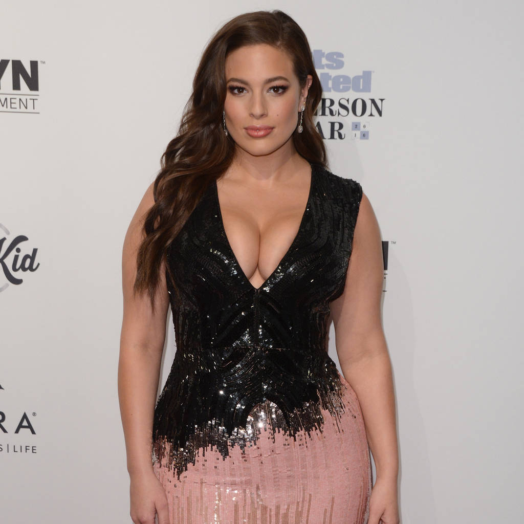 Ashley Graham would love to play a Bond girl