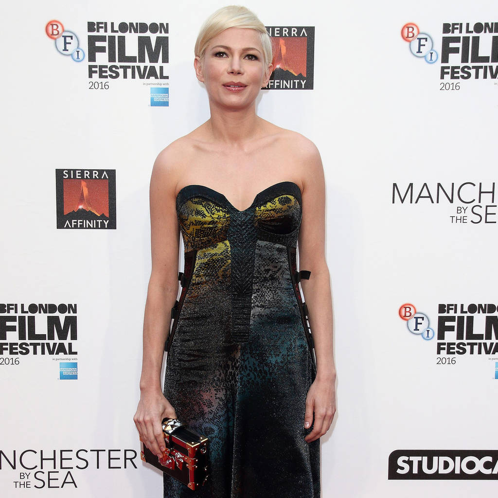 Michelle Williams: 'Young actors have hard childhoods'