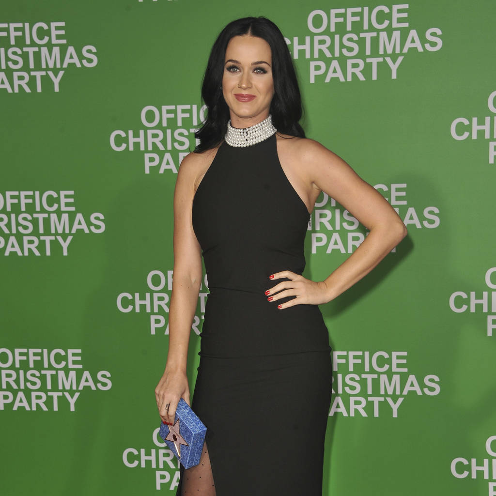 Katy Perry launching playful shoe line