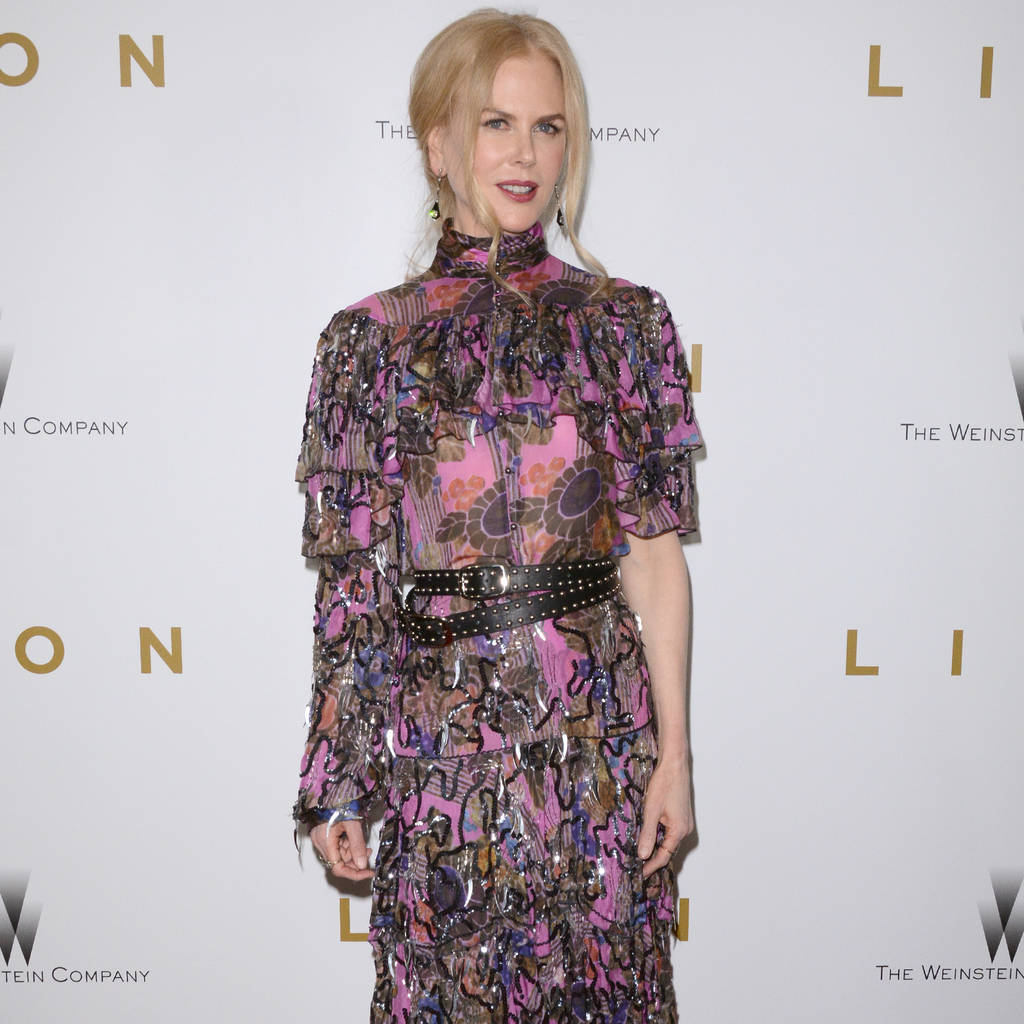 Nicole Kidman strips down for Pirelli's unretouched calendar
