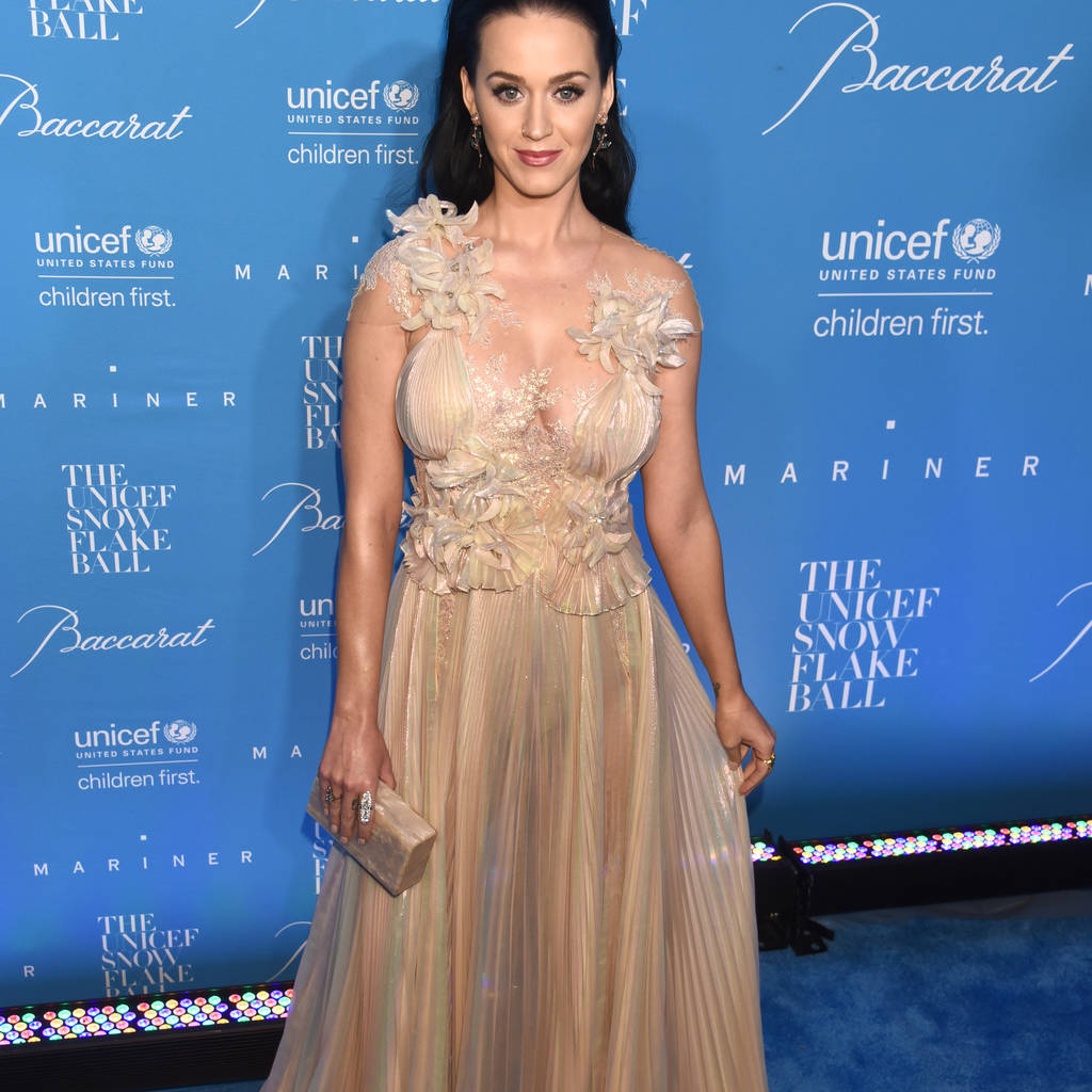 Katy Perry: 'I'm fighting for everyone in 2017'