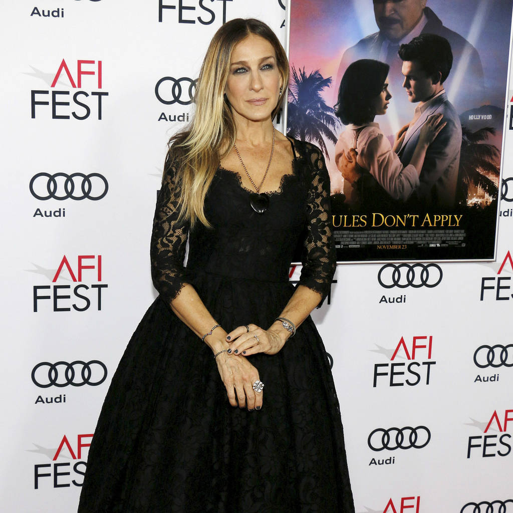 Sarah Jessica Parker: 'My fashion sense comes from my mother'