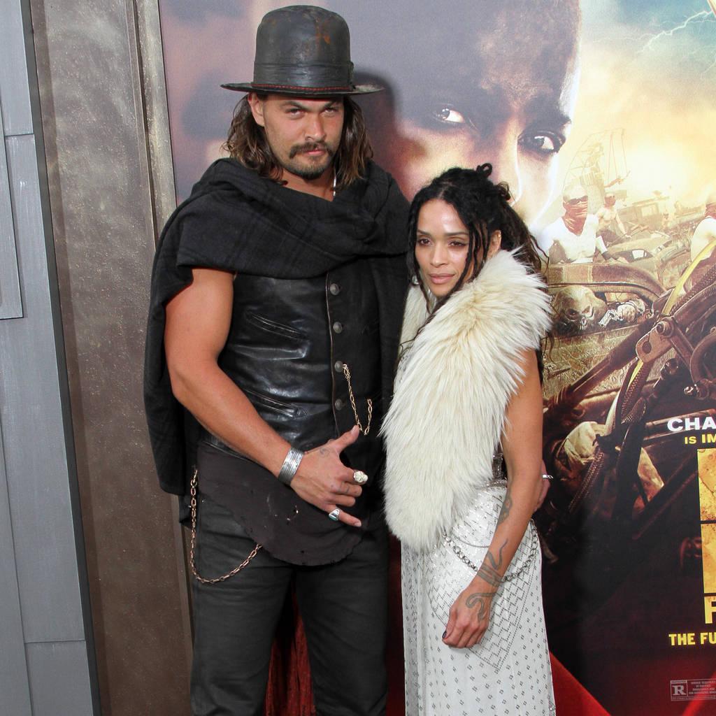 Jason Momoa avoids wife Lisa Bonet's sex scenes ...Jason Momoa Wife