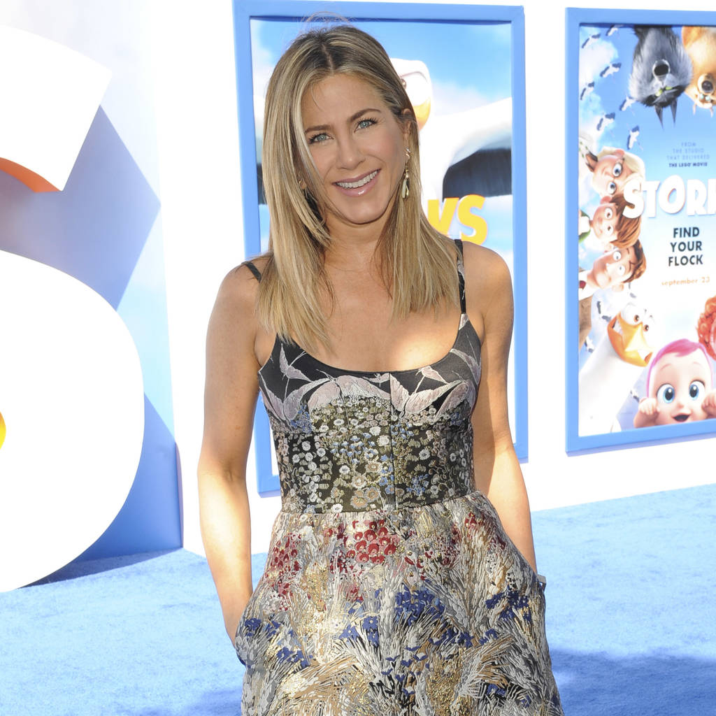 Jennifer Aniston: 'Television is where it's at'