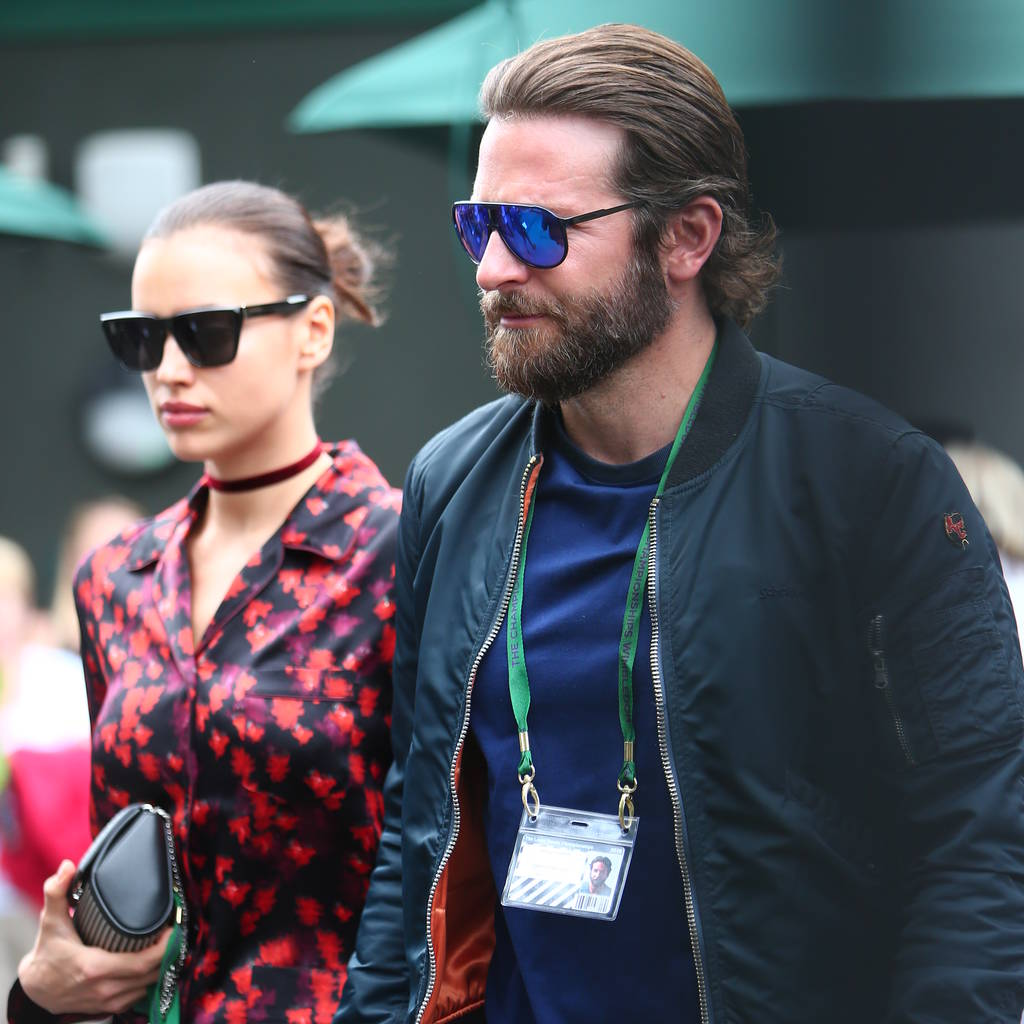 Irina Shayk pregnant with Bradley Cooper's child - report