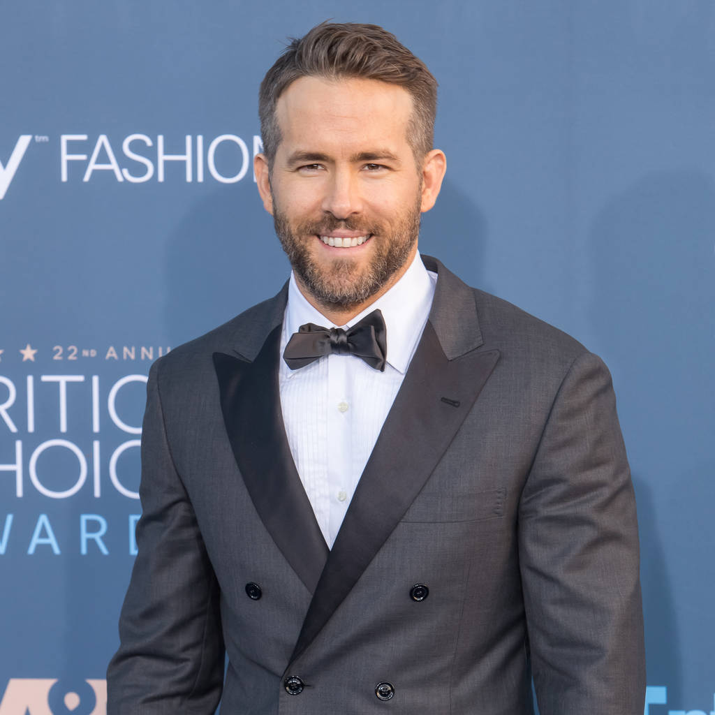 Ryan Reynolds named Hasty Pudding's Man of the Year