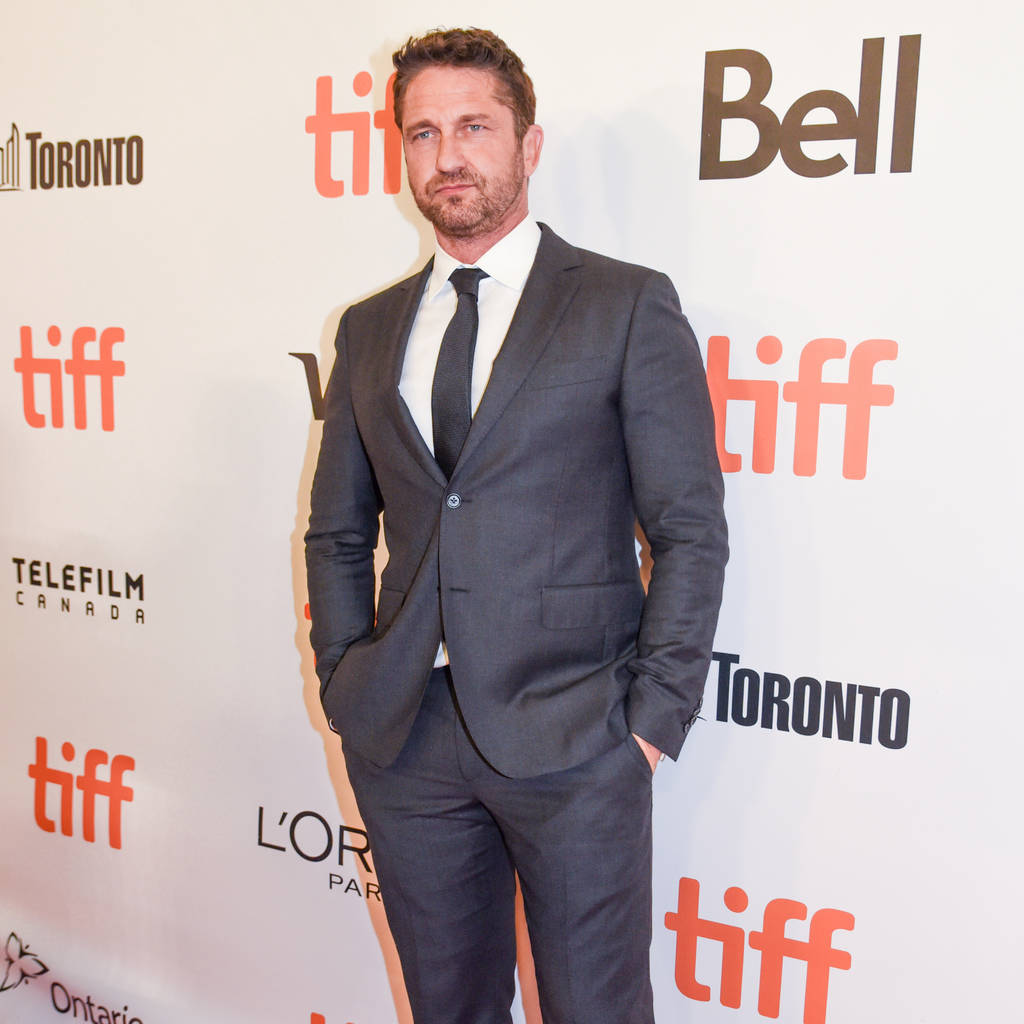 Gerard Butler splits from girlfriend of two years - report