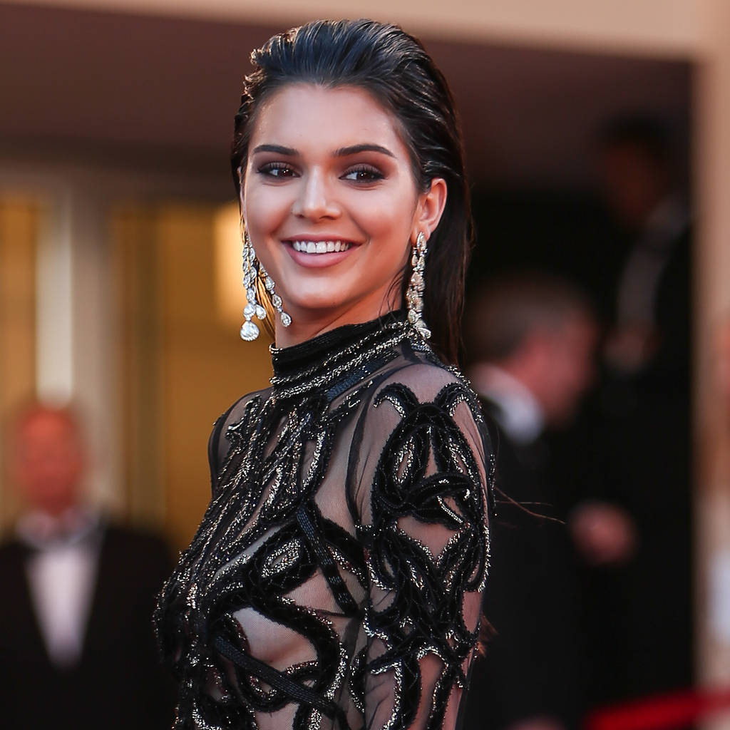 Kendall Jenner sizzles in Love magazine's Advent Calendar