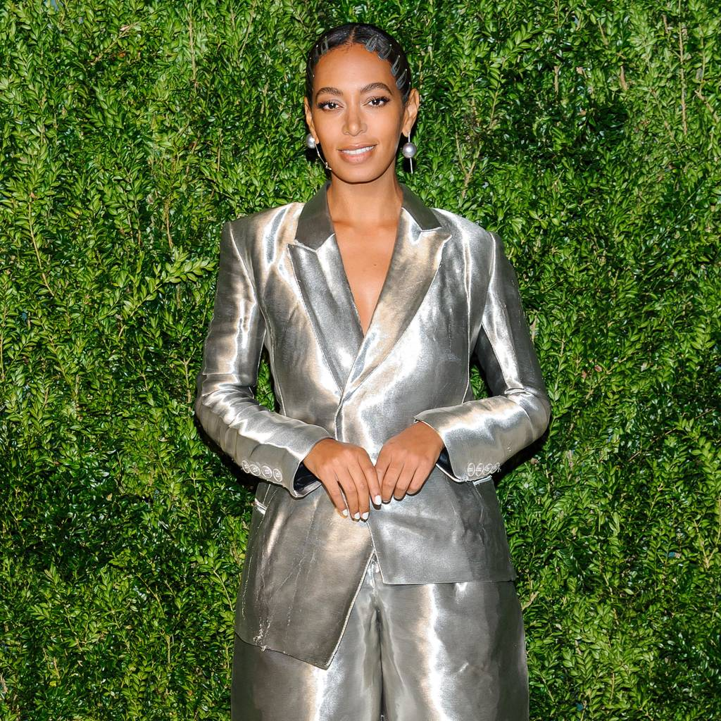 Solange worked through personal issues while recording new album