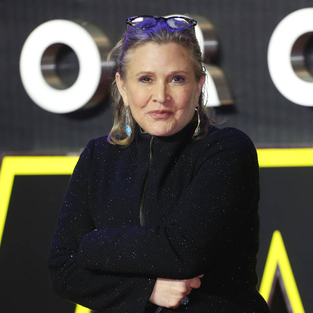 Carrie Fisher: 'Electric shock therapy got rid of my depression for good'