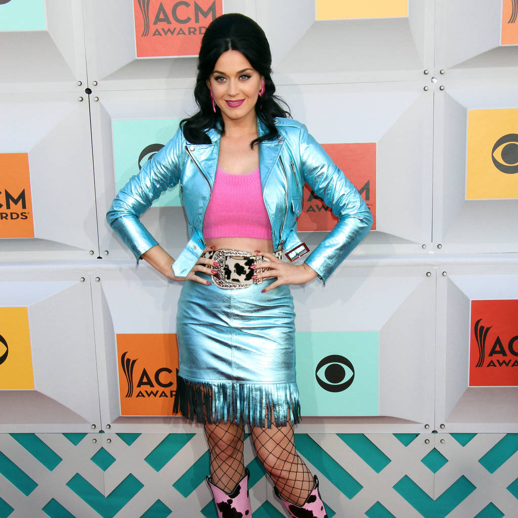 Katy Perry's refusal to wear uncomfortable heels inspired shoe line