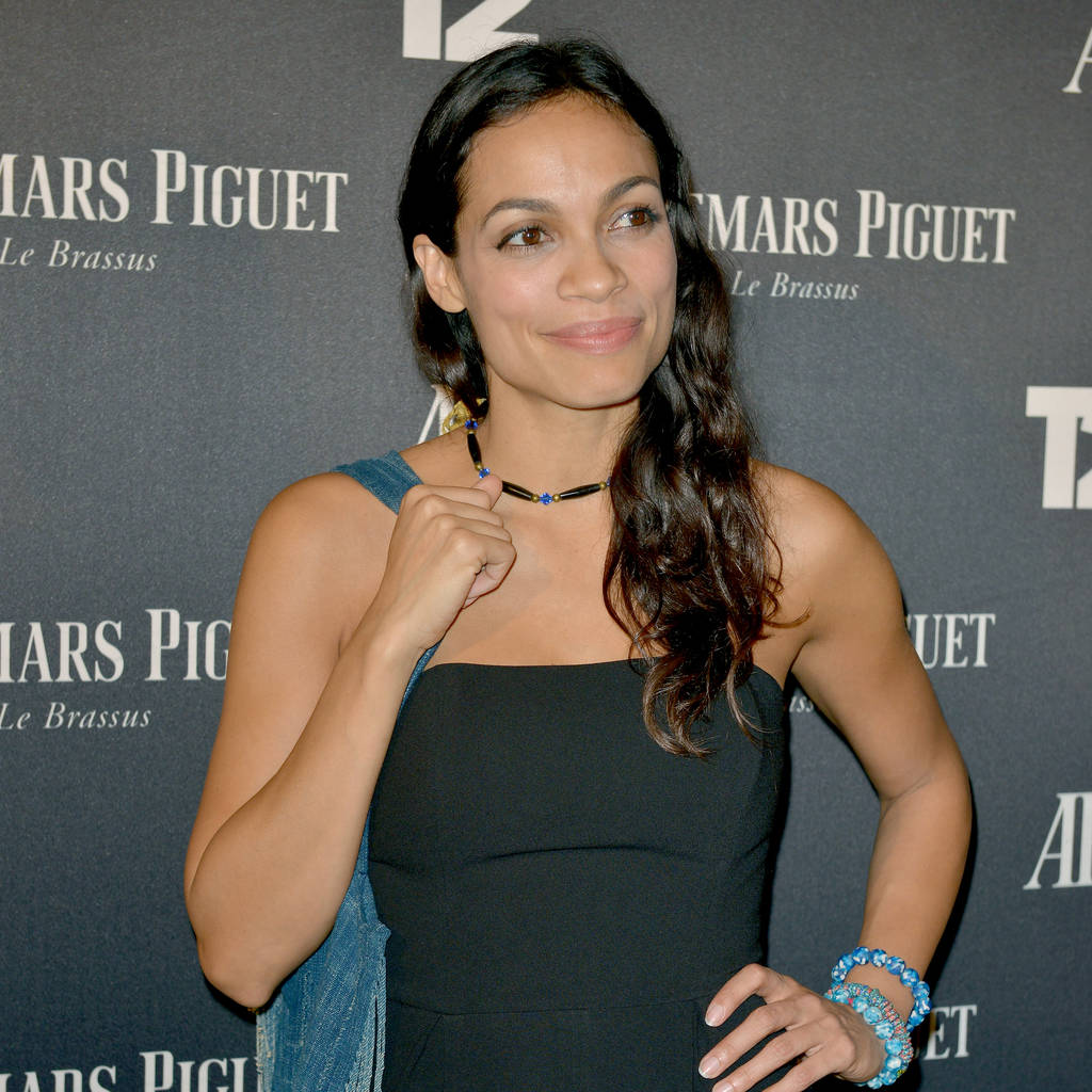 Funnyman and prankster Eric Andre confirms he's dating Rosario Dawson