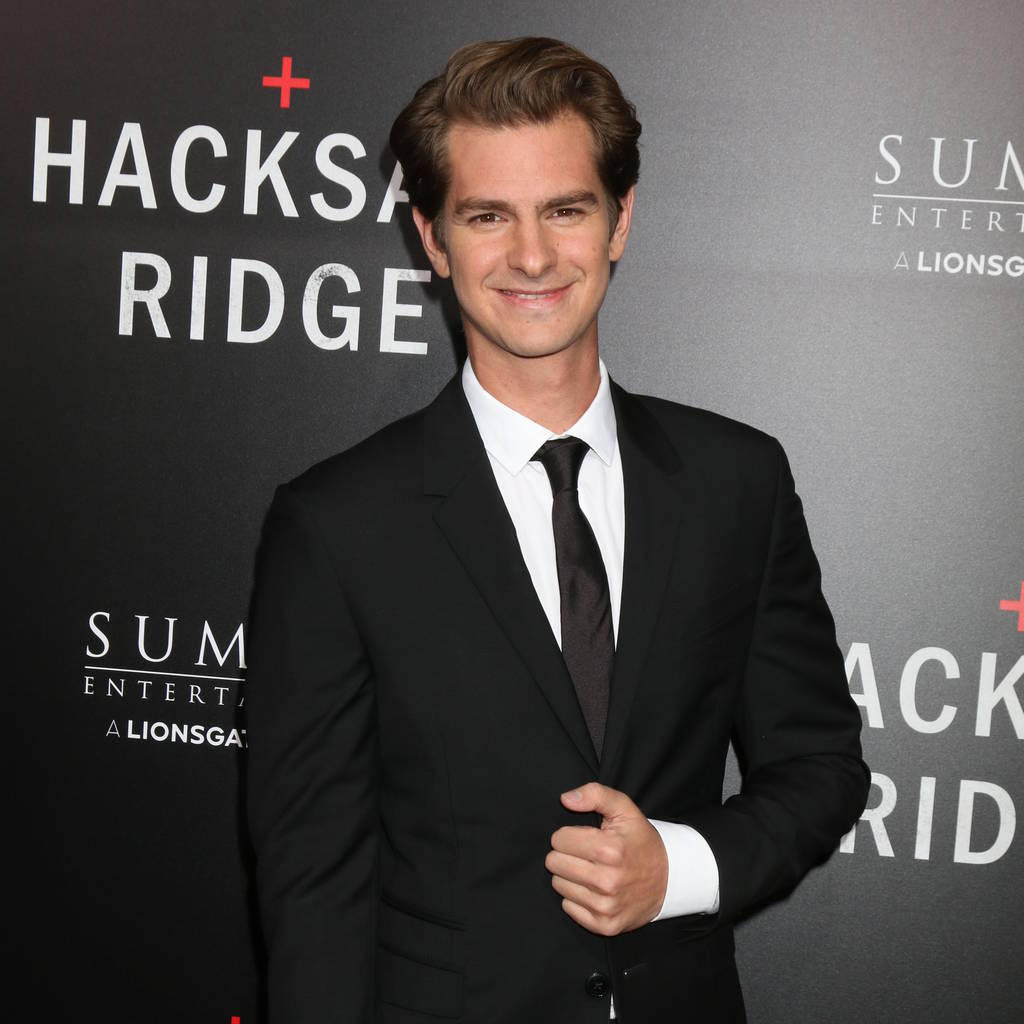 Andrew Garfield: 'I'd like to be stranded with my ex'