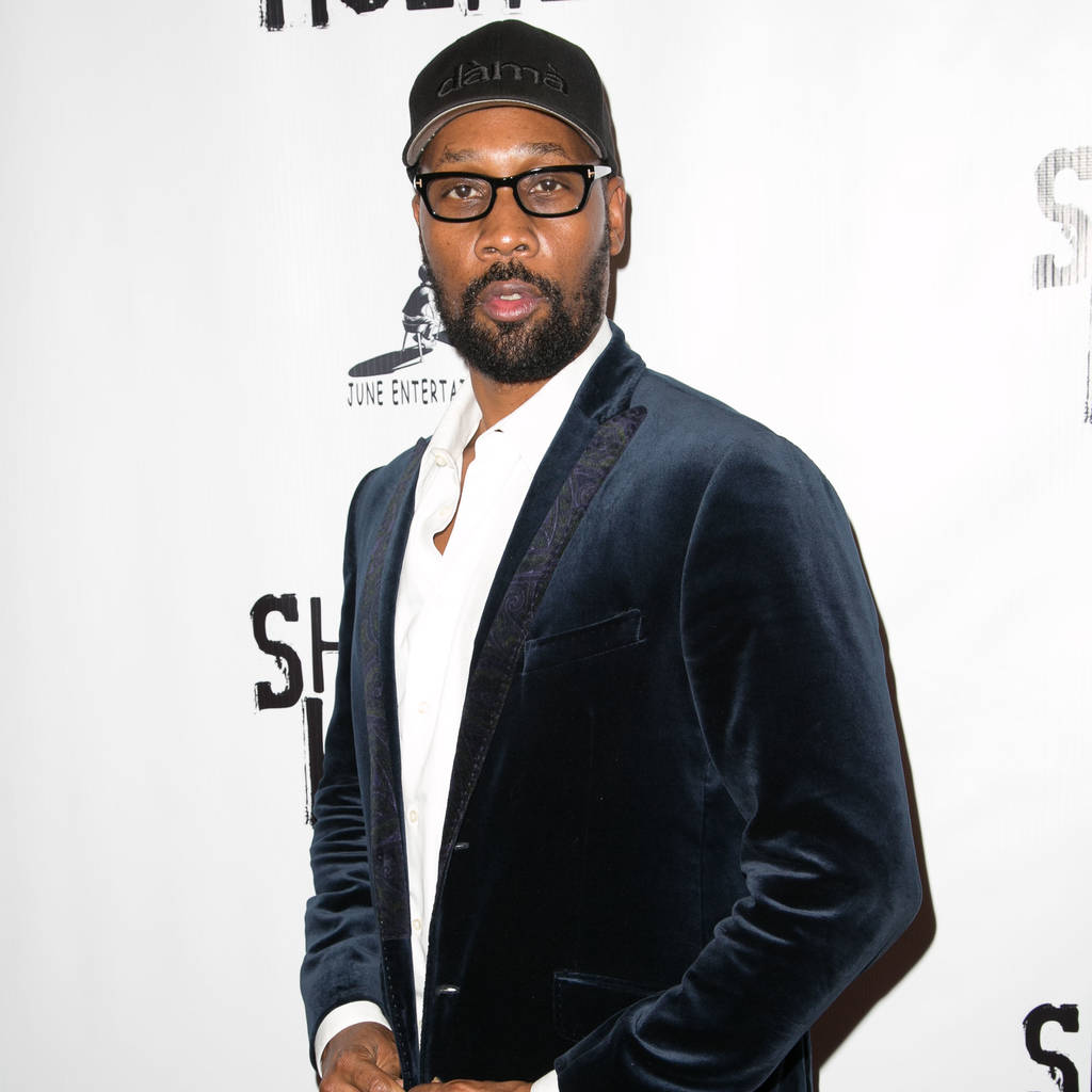Rapper RZA donating clothing line proceeds to charity