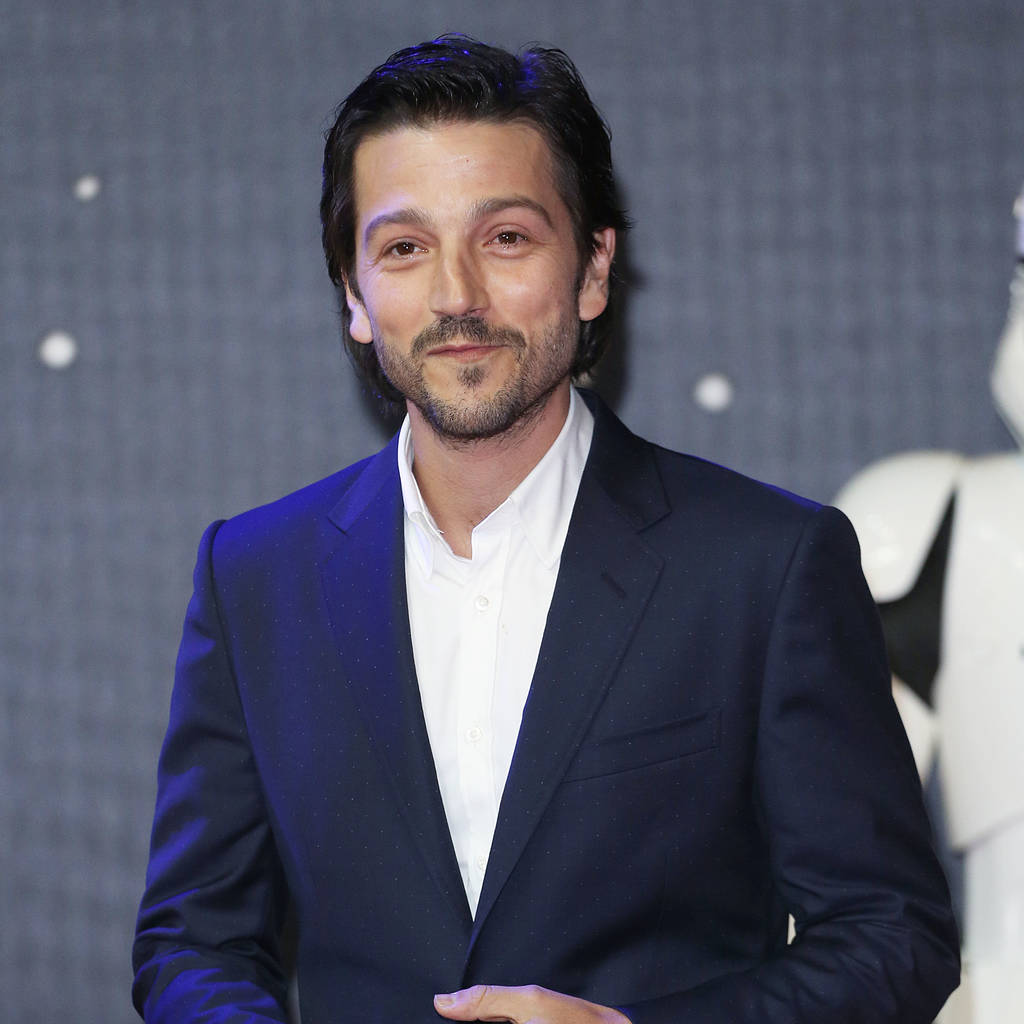 Diego Luna: 'Star Wars role brought me closer to my son'