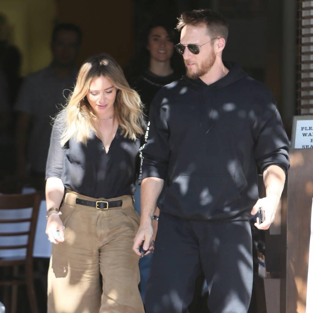 Hilary Duff splits from trainer boyfriend - report