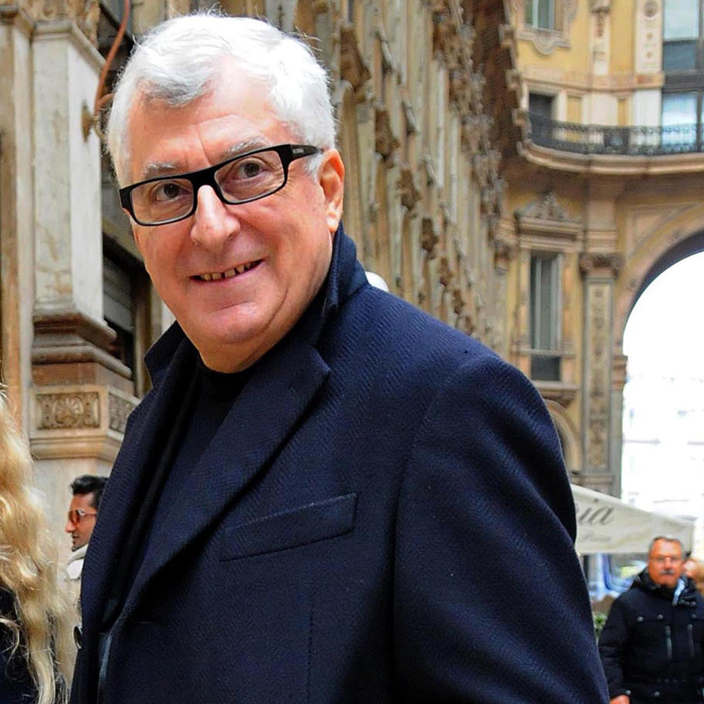 Prada's Patrizio Bertelli: 'I don't fear fashion change, I embrace it'