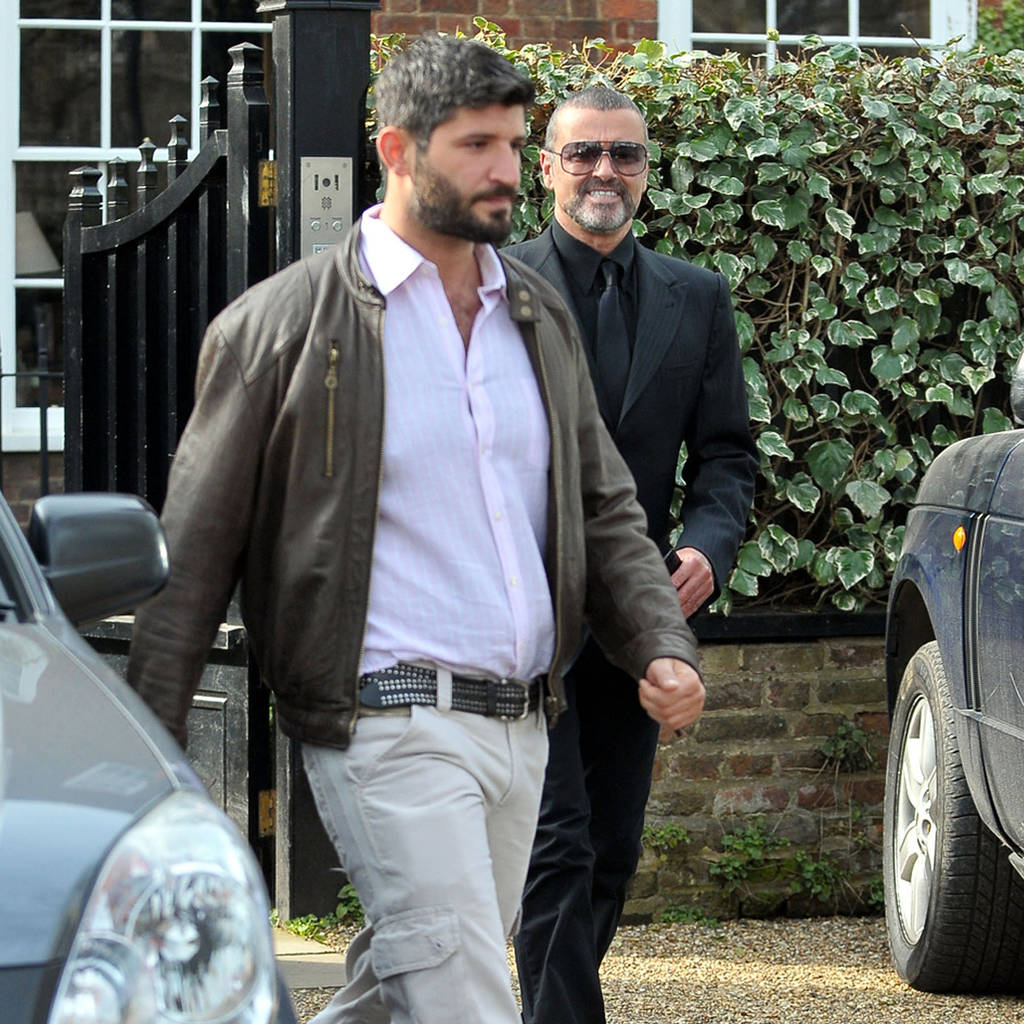 Fadi Fawaz rejects claims George Michael tried to breakup with him